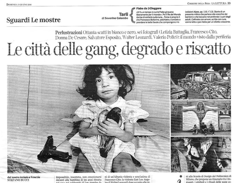 Corriere della Sera La Lettura